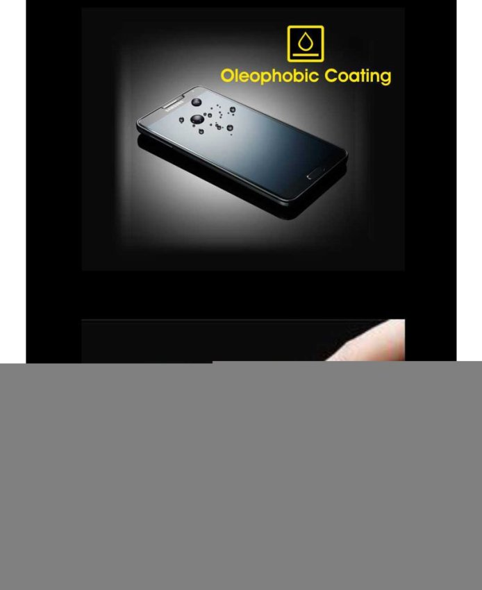 Cognos Glass Tempered Glass Screen Protector untuk Lenovo S90