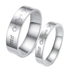 Couple Brand Cincin Couple Original 278