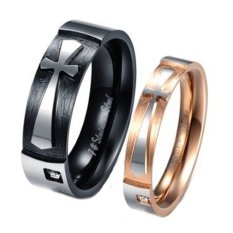 Couple Brand Cincin Couple Original 356