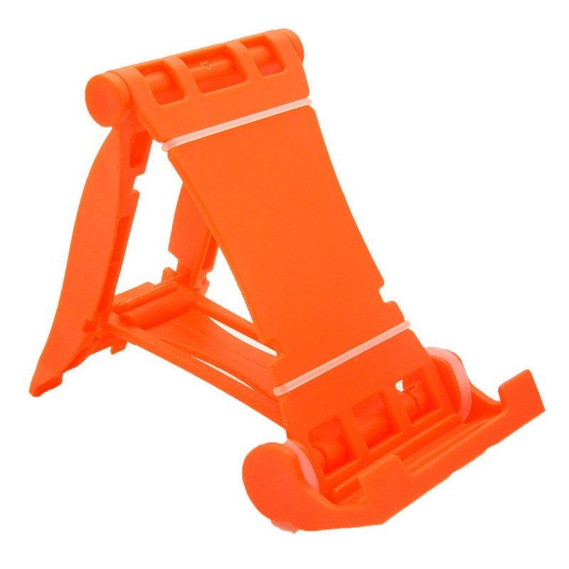 Creative Bracket Race Car Phone Holder Mobile Phone (Orange) (Intl)