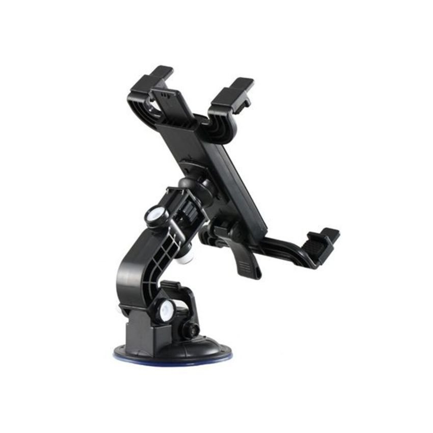 CTO Car Supporting Bracket with Suction Cup for iPad (Black)