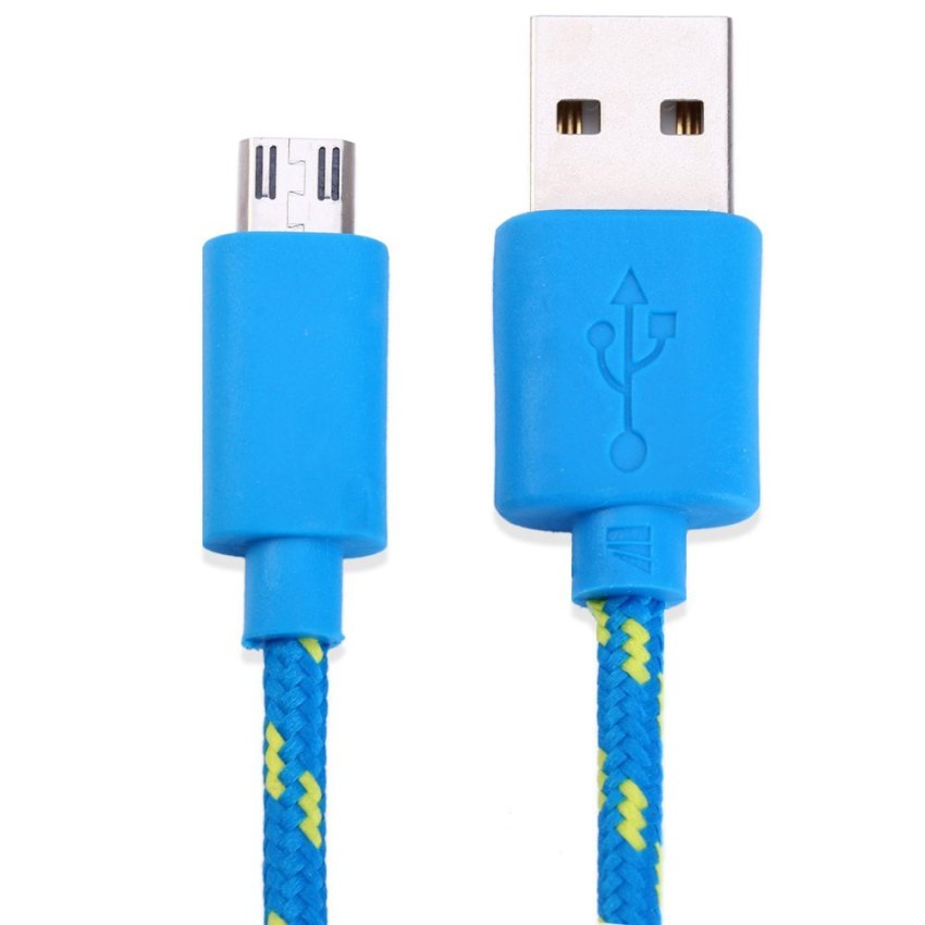 Data Cable and Charging 3 Meters (Blue) (Intl)