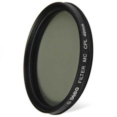 DEBO 49mm Diameter Camera CPL Filter For Photographer Shutterbug (Intl)