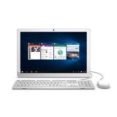 "Dell - AIO - Inspiron 3052 - Intel Celeron N3150 - 2GB - 500GB - 19,5"" - DVD-RW - Windows 10 Home - Putih"