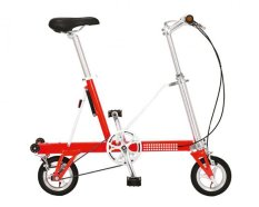 Deltacycles Carry-Me SD Red