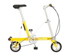 Deltacycles Carry-Me SD Yellow
