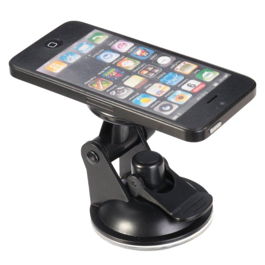 Desk Car Dashboard Suction Magnetic Mount Holder For Mobile Phone GPS (Intl)