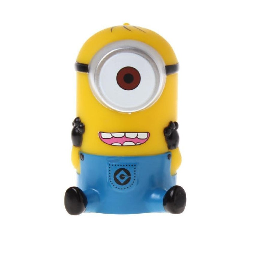 Despicable Me One-Eyed Minion Power Bank - 3000 mAh