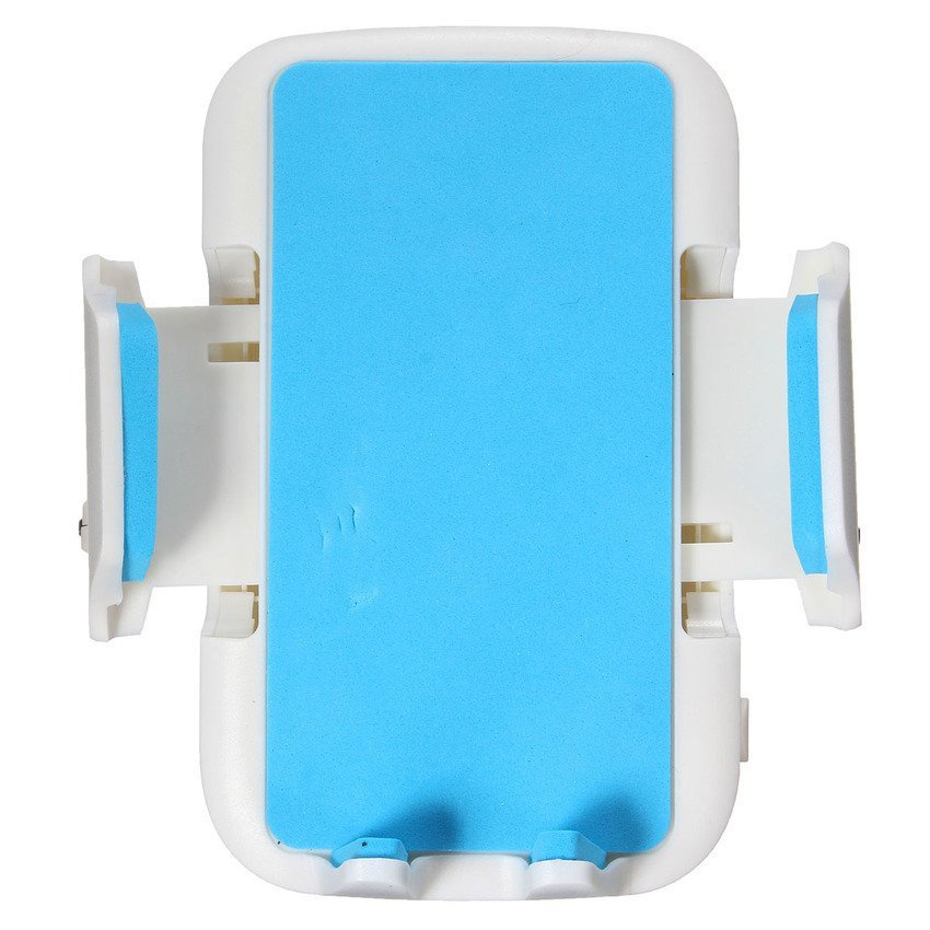 DHS Porta Cellulare Supporto Da Auto CD Slot Staffa Holder Per Smartphone GPS MP3 White/Blue (Intl)