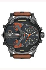 Diesel DZ7332 Black Dial Quartz Men's Watch Brown