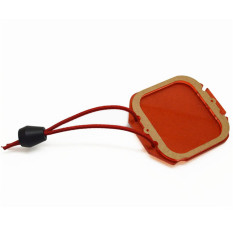 Diving Underwater Light Protective Red Glass Filter For Camera GOPRO HERO3 + - Intl