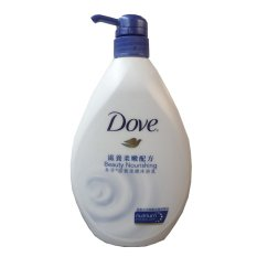 Dove Beauty Nourishing Body Shower 1000ml (Sabun Mandi) - EBC