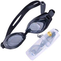 EELIC Kacamata Renang Original Goggle ANTI UV ANTI FOG 816 Warna Hitam