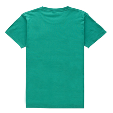 Elegant Lion Cotton Soft Men Short T-Shirt (Olive) - Intl