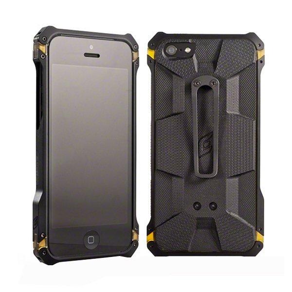 Element Case Black Ops Elite iPhone SE / 5S / 5 - Hitam