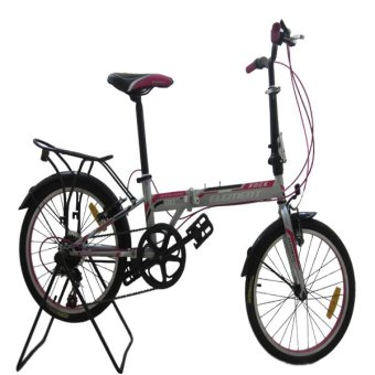 "Element Sepeda Lipat 20"" Rock | Lazada Indonesia"