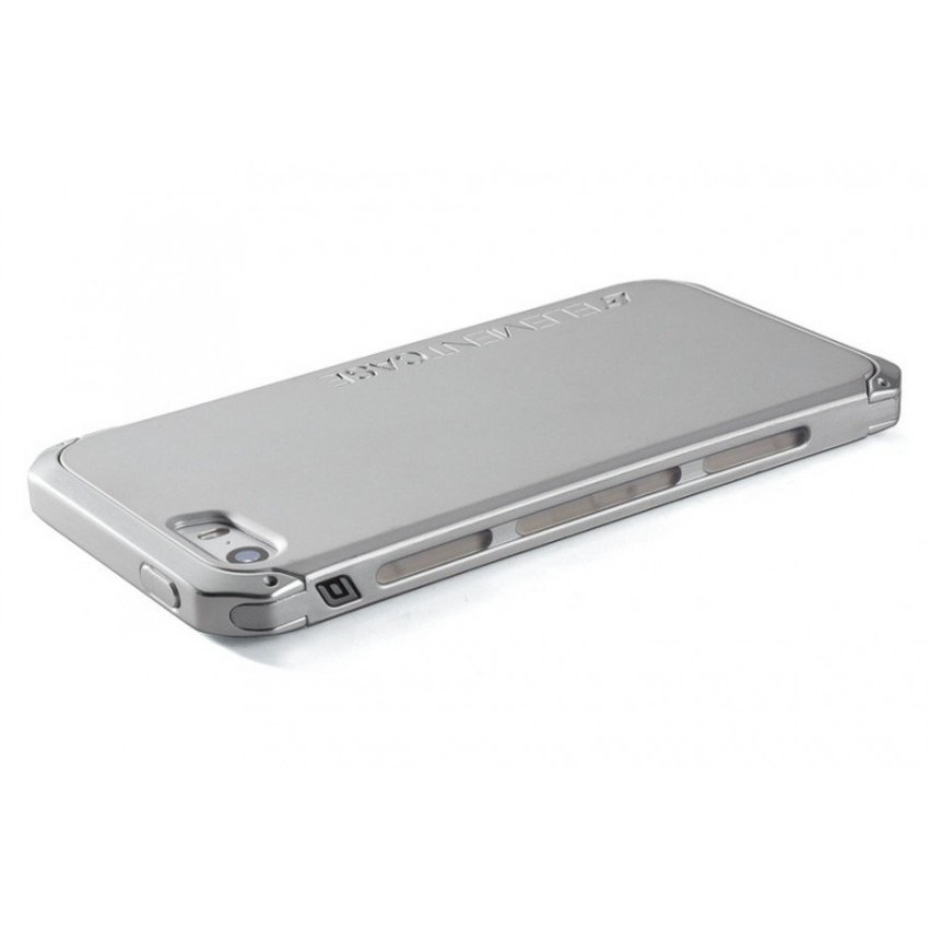 Element Solace Case iPhone 5 / 5S / SE - Silver