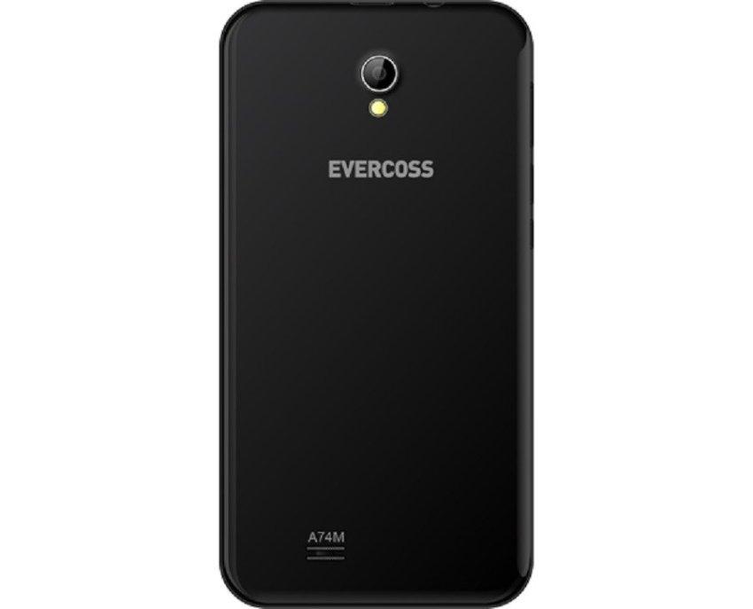 Evercoss A74M Winner T2 - 8GB - Hitam