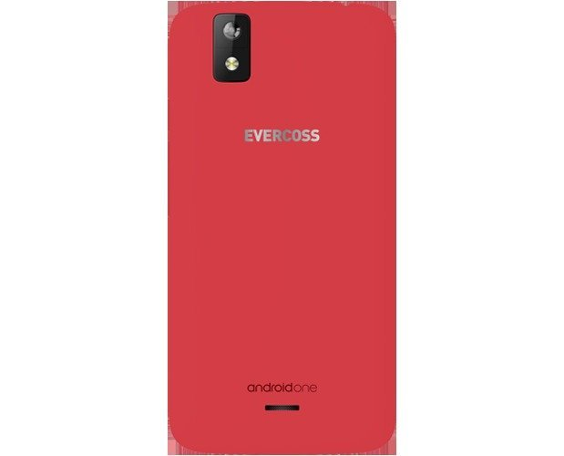 Evercoss One-X Android One - 8GB - Merah