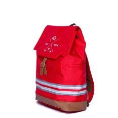 Exsport Varsity Tas Ransel - Merah