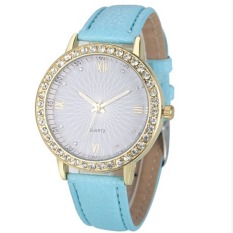 Fashion And Simple Style Ladies Watch (Blue)