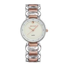 Female Hollow Out Silver Rose Gold Strap Watches Women Brand Analog Quartz Fashion Watch Lady Dress Wristwatch Girls