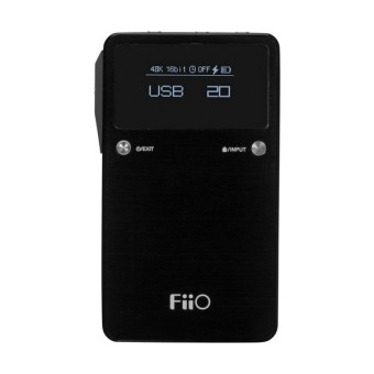 Fiio E17K Alpen 2 Portable Usb Dac And Headphone Amplifier