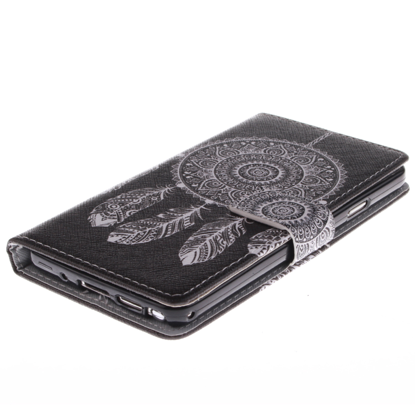 Filp Leather Cover for Samsung Galaxy Note 3 (Black) (Intl)