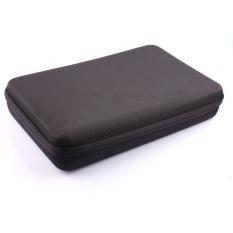FIST G-777L Super Large Hand-held Portable Protective EVA Camera Storage Bag For Gopro Hero 4.3 + / 3 (Black) - Intl