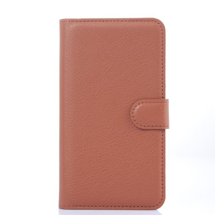 Flip Leather Cover for Meizu MX4 Pro (Brown) (Intl)