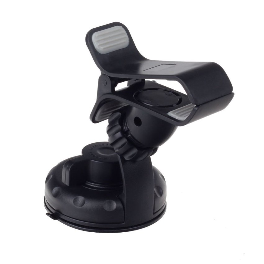 FLY S2224W-V Universal Suction Cup Car GPS / Mobile Phone Holder (Black) (Intl)
