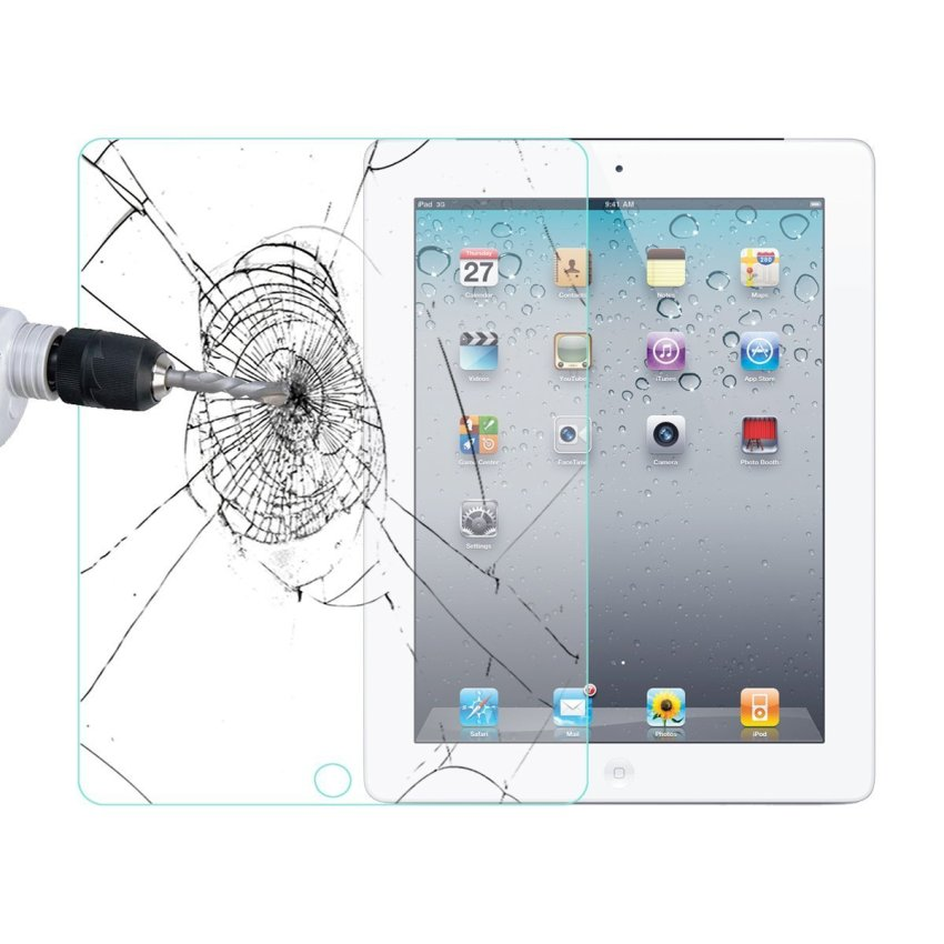 Forito Good Quanlity 9H Tempered Glass Screen Protector for Apple iPad mini 2 (Intl)