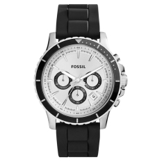 Fossil Jam Tangan Pria - Stainless - Silver - Fossil CH2924
