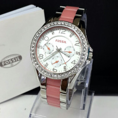 Fossil Premium - Jam Tangan Wanita - Stainless Steel - Fossil ES3929