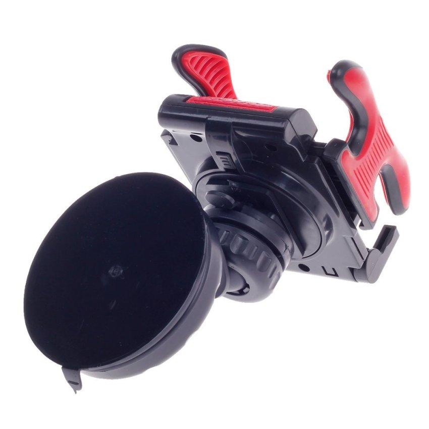 Freeker Yeleno Y-1256 Universal 360 Degree Rotation Car Holder Bracket for PDA - GPS - Mobile Phone - MP4