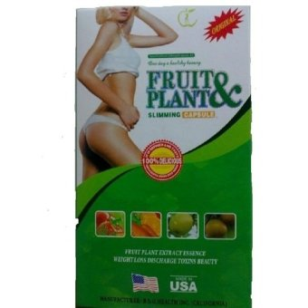 fruity obat diet pelangsing badan fruit plant