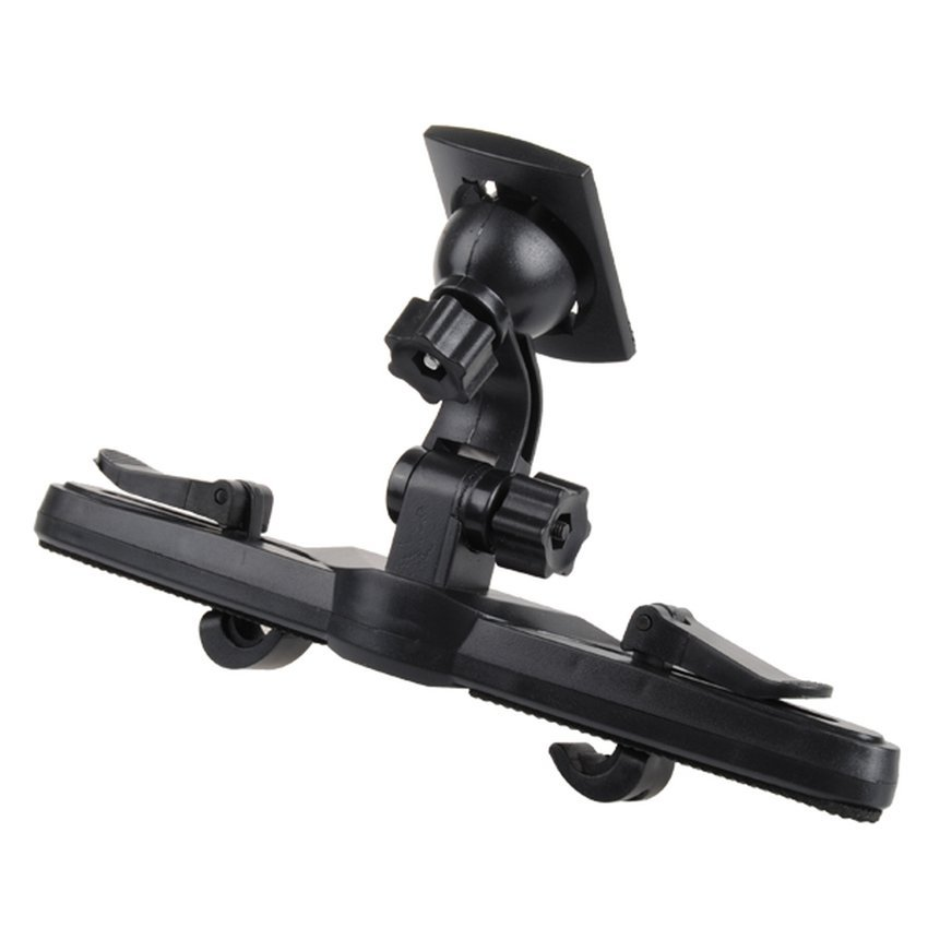 FSH 360Car Seat Headrest Mount Holder Cradle Stand For 7-12 Tablet PC PDA GPS (Intl)