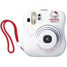 Fujifilm Kamera Instax Mini 25 Hello Kitty - Putih