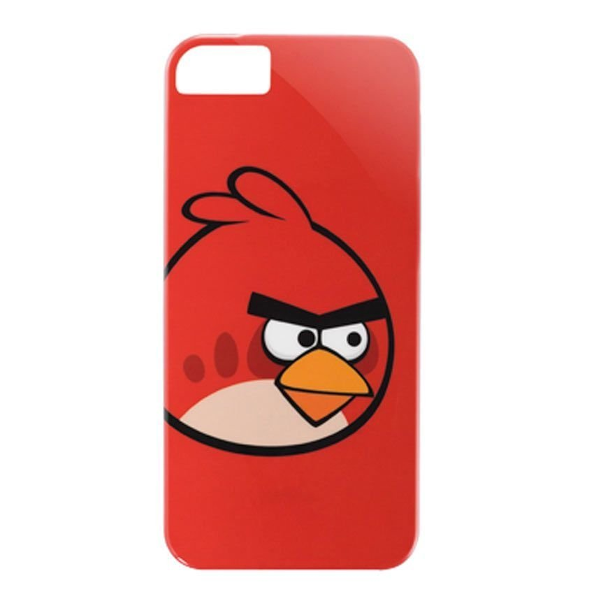 Gear4 iPhone SE / 5S / 5 Angry Birds Classic - Red Bird