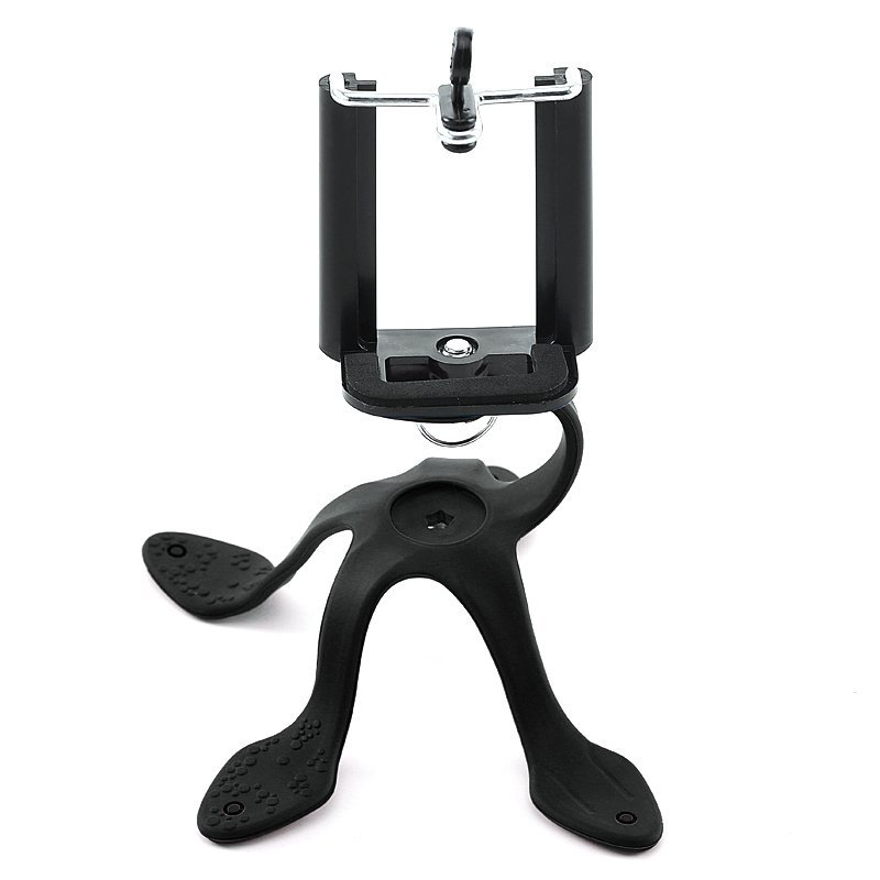 GEKKOPOD Design NEW Shape Universal Phone Holder For Car(Black) (Intl)