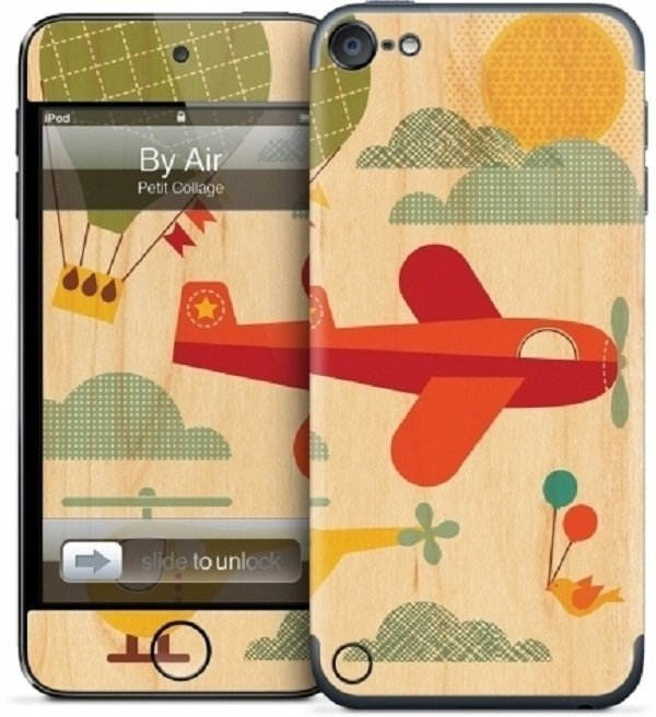Gelaskins Apple Ipod Touch 5 By Air