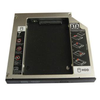 Generic 2nd Hard Drive Hdd Ssd Caddy For Acer Aspire 5538 Asus U46u-Bal6 U46e-bal7 N550lf Swap Uj862ac