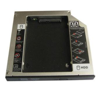 Generic 2nd Hard Drive Hdd Ssd Caddy For Fujitsu Lifebook A6110 N6460 N3520 Cp160602-01 Swap Uj-220