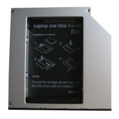 Generic 2nd Hard Drive Hdd Ssd Caddy For Fujitsu Lifebook P8010 Uj-852s- Intl