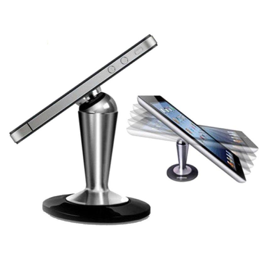 Generic Magnetic Magic Car Mount Kit Holder Silver (Intl)