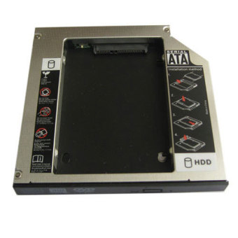 Generic Pata Ide To Sata 2nd Hard Drive Hdd Ssd Caddy Dell Inspiron 630.640.640.930.9400