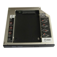 Generic Sata 2nd Hard Disk Drive Hdd Ssd Caddy For Hp Pavilion G4 G6 G72 Swap Bc-5541h Ad-7561s- Intl