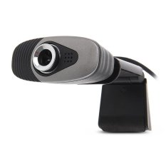 Generic Webcam Web Cam Camera USB2.0 12.0M Black - Intl