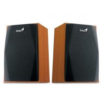Genius SP-HF150 Speaker Multimedia USB Powered - Coklat