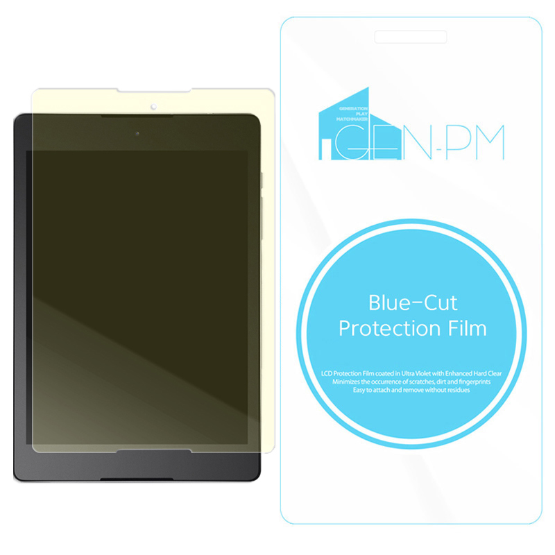 GENPM Blue-Cut Protection film for Thinkway Touch mini screen protector (Intl)